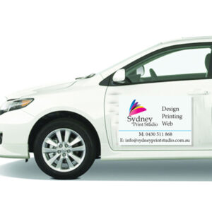 Sydneyprintstudio-Car-Magnet- Printing Client