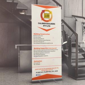 Sydneyprintstudio-Premium Pull up Banner-Printing Client